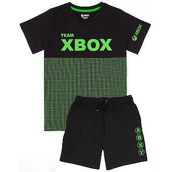 Xbox Childrens/Kids Short Pyjama Set