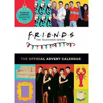 Friends The Official Advent Calendar 2021 Edition by Insight Editions