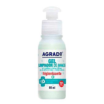 Desinfiserende hånd gel agrado (80 ml)