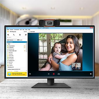 Webcam HD Vidéo numérique Webcamera Intégré dans le microphone d'absorption sonore A870