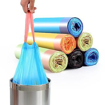 6st Bin Bags Bin Linersdrawstring Trash Bags Stark Universell Soppåse