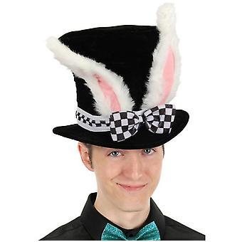 Chapeau de velours de Pâques Peluche Bunny Ears High Hat Prom Dress Up Party Hat