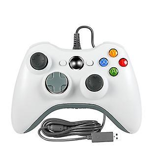 Usb-trådbunden handkontroll med hög kvalitet för Xbox 360-dator
