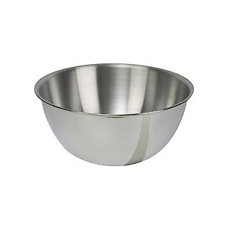 Dexam Stainless Steel Mixing Bowl, 18cm, 1L