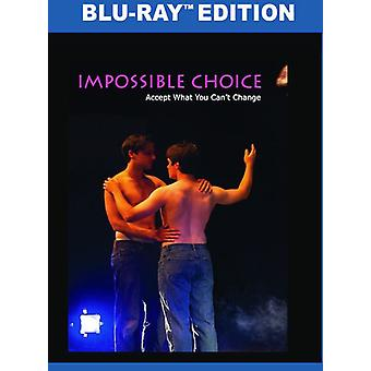 Impossible Choice [Blu-ray] USA import