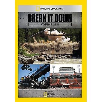 Break It Down [DVD] USA importeren