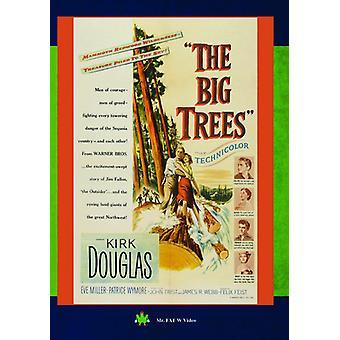 Big Trees [DVD] USA import