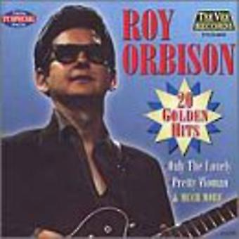 Roy Orbison - 20 Golden Hits [CD] USA import