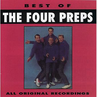 Vier Preps - beste van vier Preps [CD] USA import