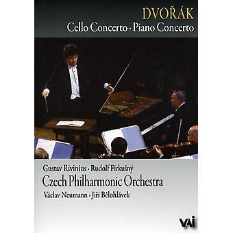A. Dvorak - Piano Concerto in G Minor [DVD] USA import