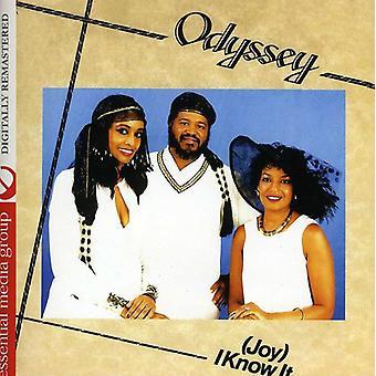 Odyssey - (Joy) ich weiß It-EP [CD] USA Import