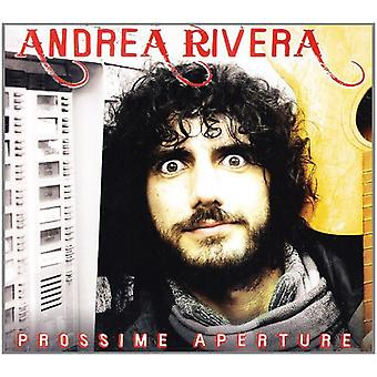 Rivera Andrea - Prossime Blende [CD] USA Import