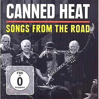 Canned Heat - Songs From the Road [CD] USA import