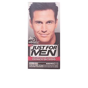 Apenas para homens só para homens Sin Amoniaco #negro Natural unissex