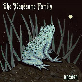 Handsome Family - Unseen [CD] USA import