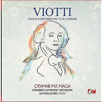 Viotti - concierto para violín no. 22 en la menor [CD] USA importar