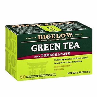 Bigelow Green Tea with Pomegranate