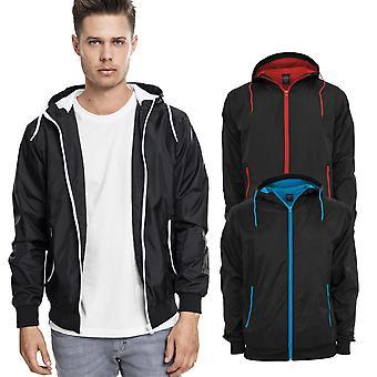 Urbains classics - contraste WINDBREAKER Windrunner jacket