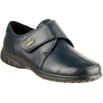 كوتسوولد السيدات كرانهام اللمس ابزيم البحرية ماء الأحذية والجلود