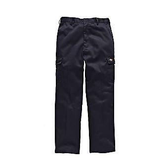 Dickies Mens Redhawk Chino werkkleding broek marineblauw WD803N