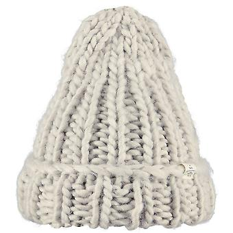 Barts Womens/Ladies Elgon Soft Chunky Cable Knit Walking Beanie Hat