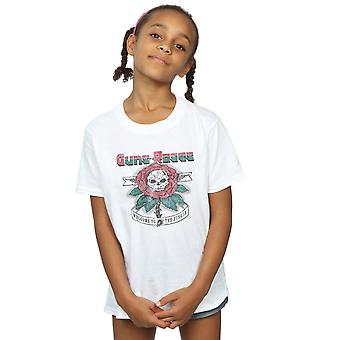 Guns N Roses Girls Welcome To The Jungle T-Shirt