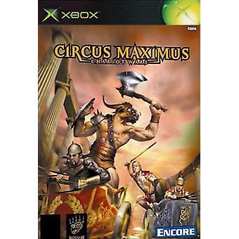 Circus Maximus - New