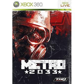 Metro 2033 (Xbox 360) - Neu