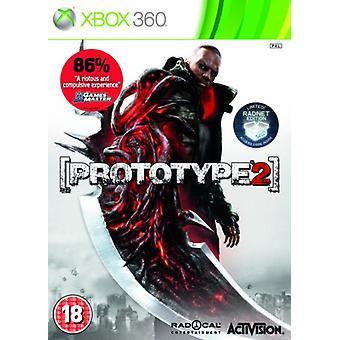 Prototype 2 Radnet Edition (Xbox 360) - Nouveau
