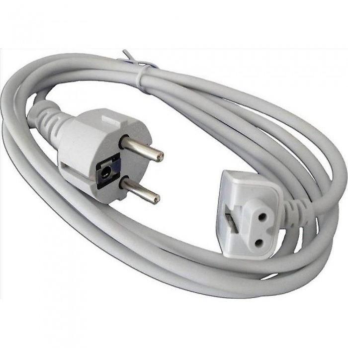 Volex power cable EU plug 1.8 m for Apple MagSafe extension cable bulk