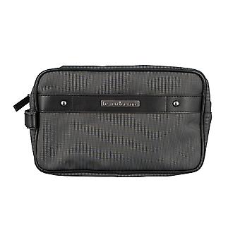 Bruno banani neceser neceser bolso bolso cosmético negro/gris 3057