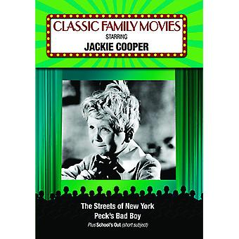 Classic Family Movies: Jackie Cooper Collection [DVD] USA import