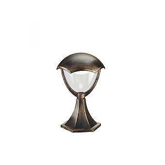 Трио, освещение Gracht классический античный ржавчины Diecast алюминия полюс