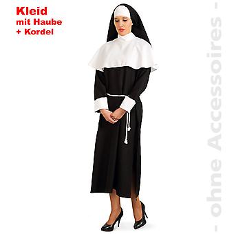 Nun costume Mesdames religieuse costume religieuse robe costume Womens nun