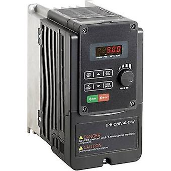 Peter Electronic Frequency inverter 2.2 kW 1-phase 230 V