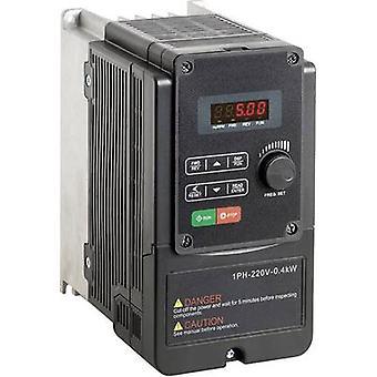 Peter Electronic Frequenz Umrichter 2,2 kW 1-phasig 230 V