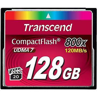 Transcend Premium 800x CompactFlash card 128 GB