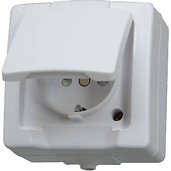 Kopp 107802006 Wet room switch product range PG socket
