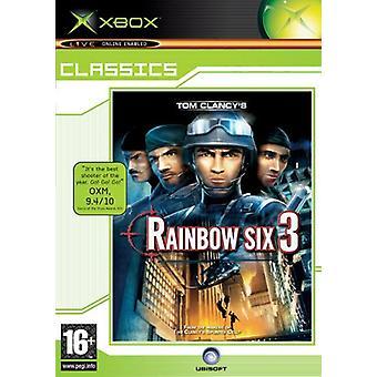 Rainbow Six 3-Classics-udgave (Xbox)-ny