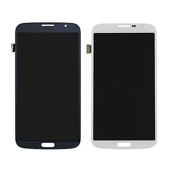 Stuff Certified® Samsung Galaxy Mega 6.3 i9200 / i9205 Écran (écran tactile ' AMOLED 'Pièces) A ' Qualité - Noir / Blanc