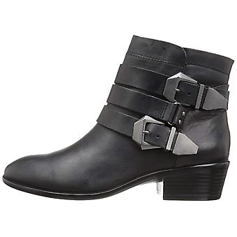 Aerosoles Womens My Time Leather Almond Toe Ankle Fashion Boots