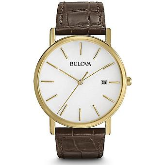 Bulova montre de 97 B 100 classique