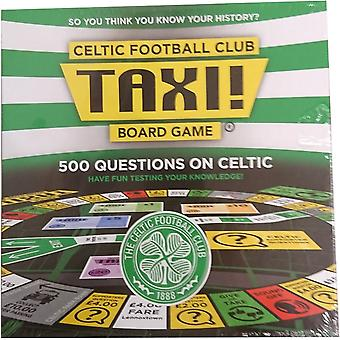 Taxi Board Game Celtic FC