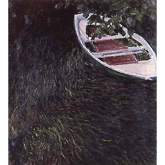 The Boat,Claude Monet,60x50cm