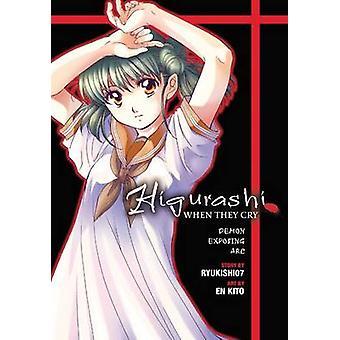 Higurashi When They Cry - v. 1 - Demon Exposing Arc by Ryukishi07 - En