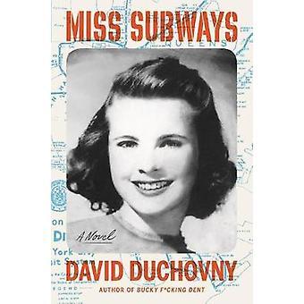 Mlle métros par David Duchovny - livre 9780374210403
