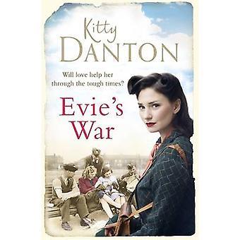 Guerra de Evie por Kitty Danton - libro 9781409164814