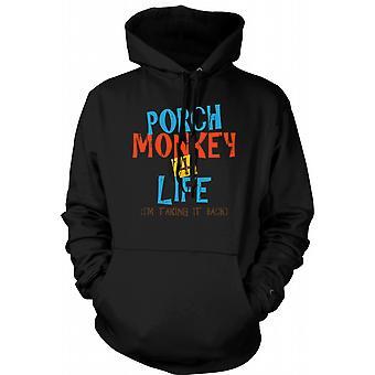 Kids Hoodie - Porch Monkey 4 Life - Clerks Inspired