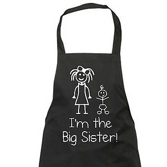I'm The Big Sister Apron