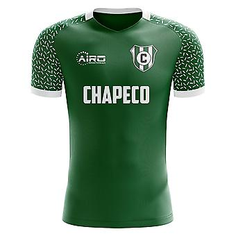 2020-2021 Chapecoense Home Concept Football Shirt - Kids